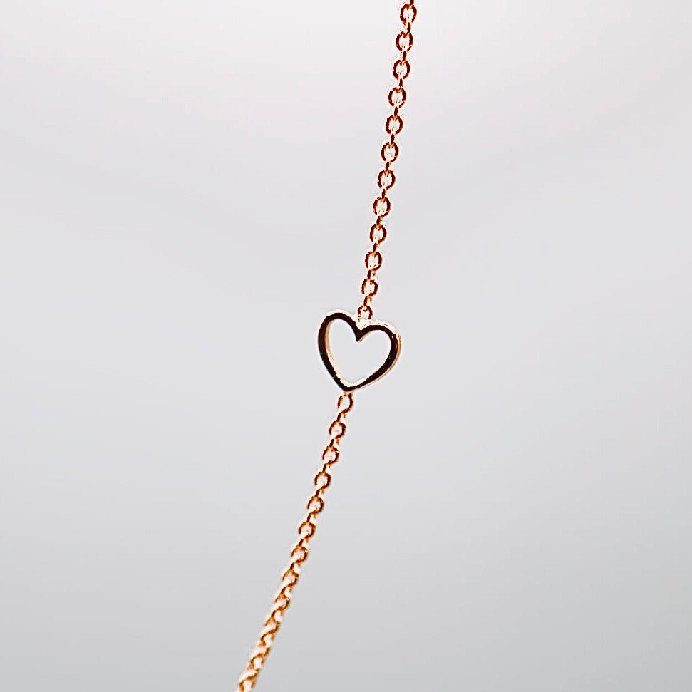 Elif Moments Range - 5 Arabic Letter Necklace