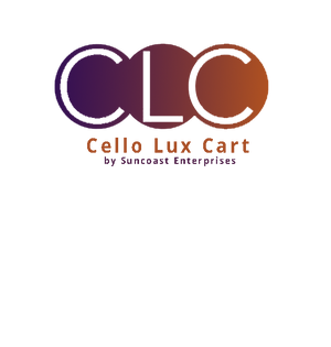 Cello Lux Cart by Suncoast Enterprises
