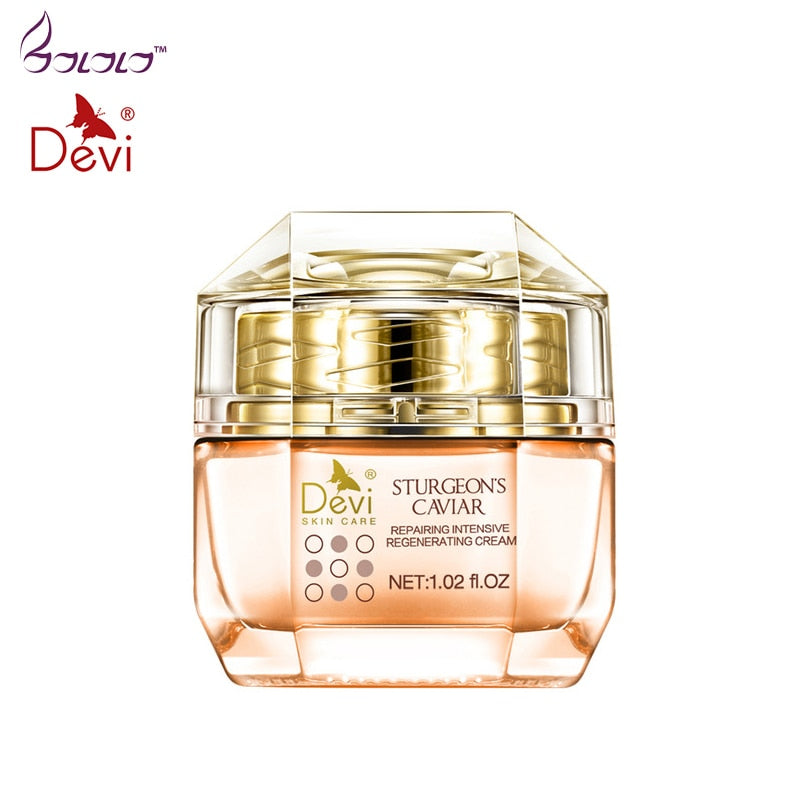 DEVI Repairing intensive regenerating cream sea sturgeon essence Face cream Day Creams & Moisturizers anti aging whitening cream