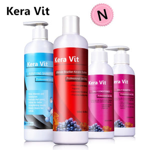 Professional Straighten Hair 5% Formalin 500ml Brazilian Keratin Hair Straightening Cream Hair Treatment Repair Damage Products