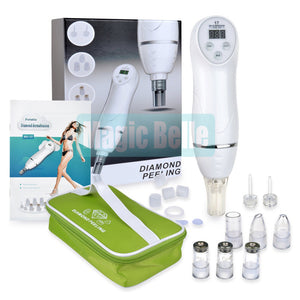 Purifying Blackhead Acne Remover Peel Mud Deep Cleaning Anti Aging Microdermabrasion Machine