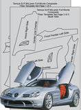 MB SLR McLaren Full Carbon Jacket Sku#: 7000