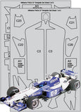 Williams FW24 CFT Set Sku#: 7008