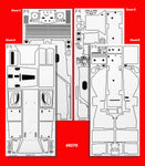 Ferrari 312T 1:12th Scale Photoetch Set Sku#: 8070