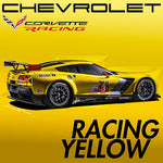 Corvette C7R Yellowlicious Sku#: 5514