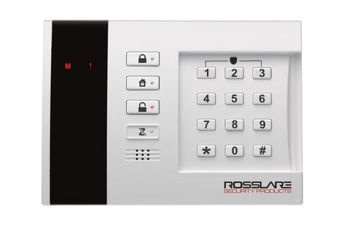 Wireless Keypad for Abbra Complete R