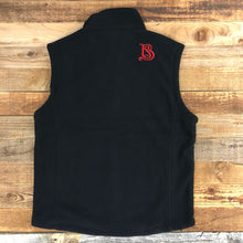 Load image into Gallery viewer, SB Fleece Vest - Black