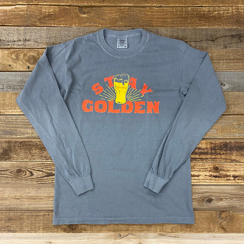 Stay Golden Long Sleeve