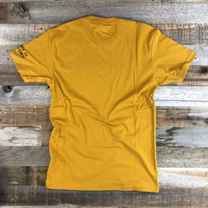 Men's Sheridan Export Beer Tee - Antique Gold