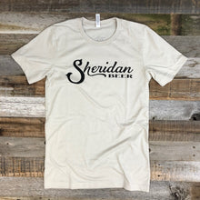 Load image into Gallery viewer, Men's Sheridan Beer Tee - Sand