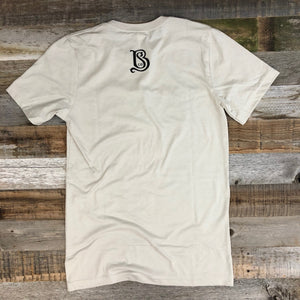Men's Sheridan Beer Tee - Sand