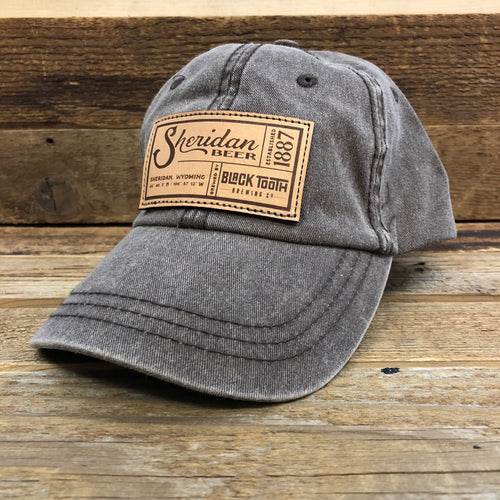 SB Co-Brand Unstructured Hat - Vintage Brown