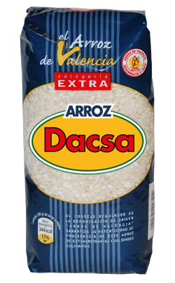 Paella Valencia Rice by Dacsa