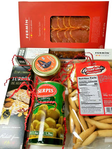 A Little Bit of Spain Gift Box - Europea Food