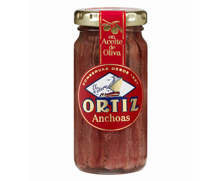 Anchovies By Ortiz
