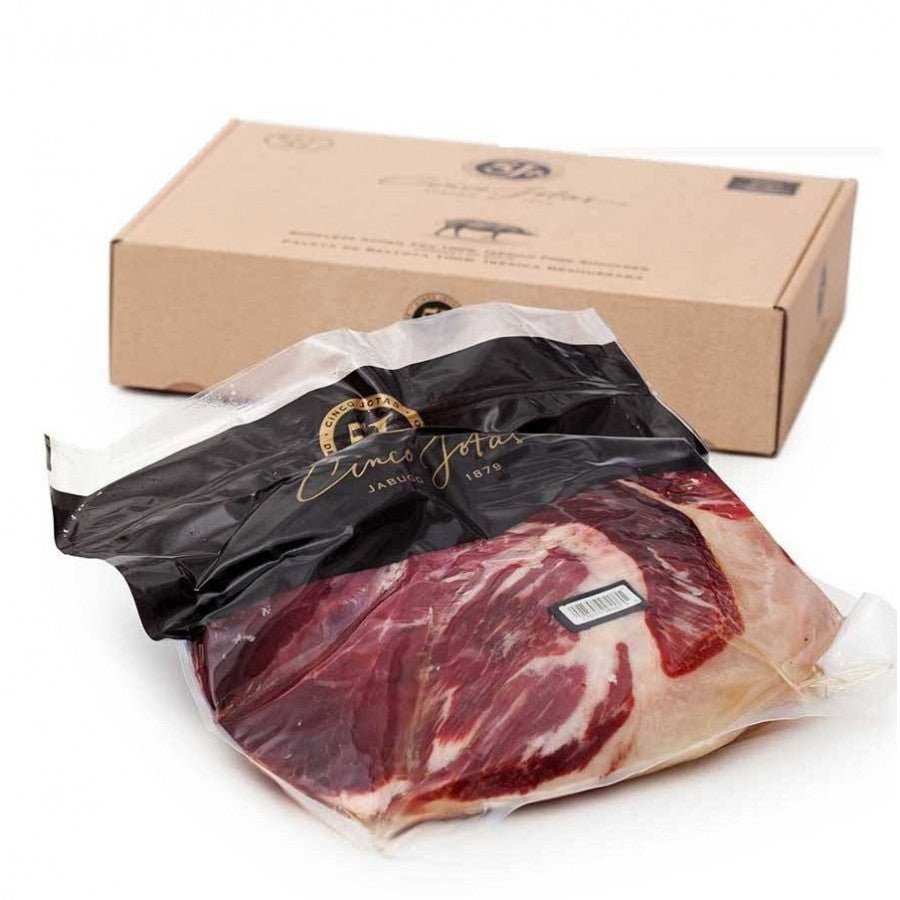 5J 100% Iberico Acorn-Fed Shoulder Boneless by Cinco Jotas
