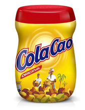Load image into Gallery viewer, 3 pack of Original Cola Cao Chocolate Drink Mix - Europea Food