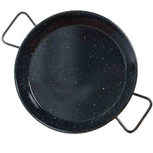 Load image into Gallery viewer, Garcima 14 Inch Enameled Paella Pan - Serves 6 - Europea Food
