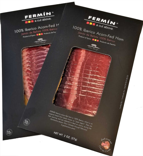 Bellota Iberico Ham, Premium Quality, Hand Carved Style, 4 years curated, 100% Iberico, Pata Negra - Europea Food