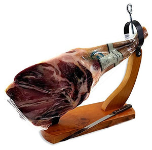 Iberico Shoulder Semi Boneless / Free Ham Holder & Knife!! - Europea Food