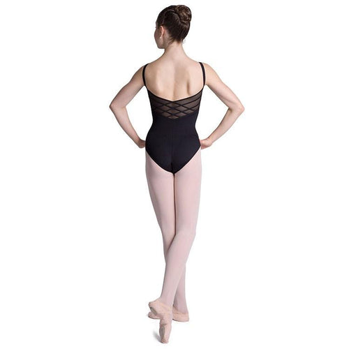 Allnatt Powermesh V Back Leotard (Adult)
