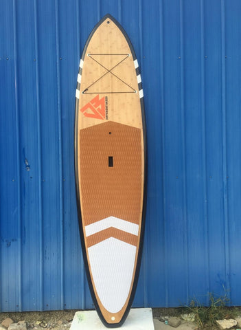 10'6 North Forest Bamboo SUP