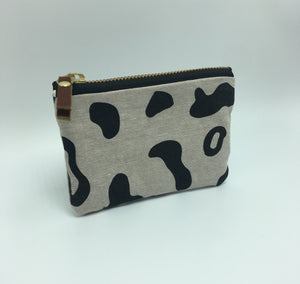 Small Leopard Pouch