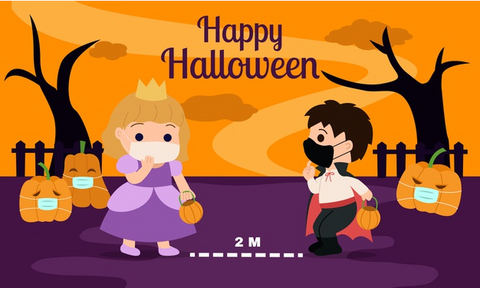 Halloween and Social Distance