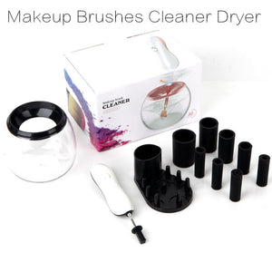 Makeup Brush Cleaner and Dryer Machine