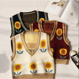 Sunflower Vest