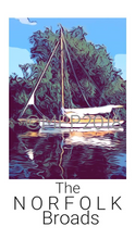 Load image into Gallery viewer, THE NORFOLK BROADS 1