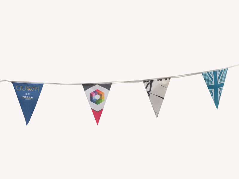 Custom Printed A3 Synthetic Bunting