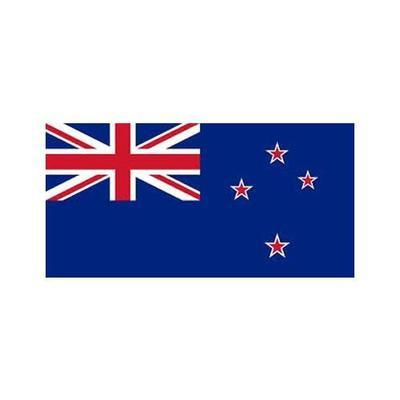 New Zealand Fabric Bunting