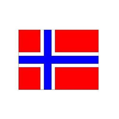 Norway Fabric Bunting