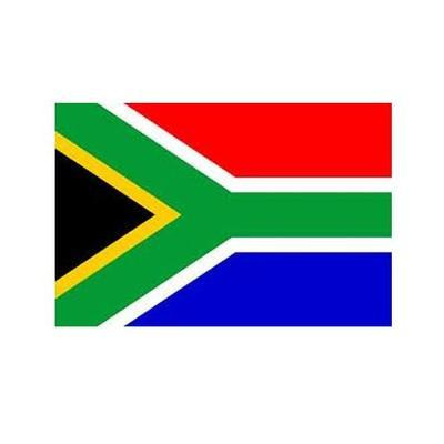 South Africa Fabric Bunting