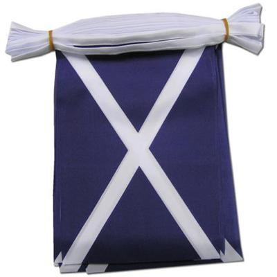 St. Andrews Fabric Bunting - 6 metres