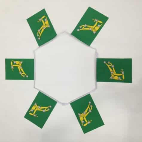 6m 20 Flag Starry Plough Green Bunting
