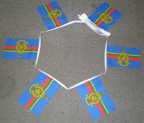 6m 20 Flag Royal Marines Bunting