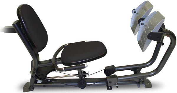 Inspire Leg Press Option for M-Series Gyms