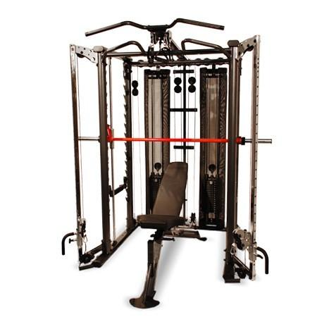 Inspire Full SCS PowerCage Smith Gym System