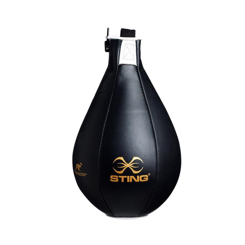 STING 10INCH PRO LEATHER SPEEDBALL