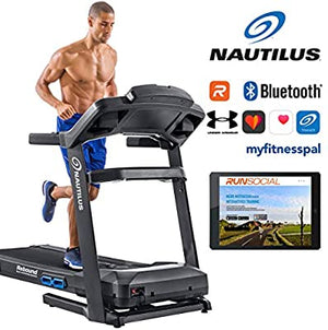 Nautilus Light Commercial T628 Treadmill
