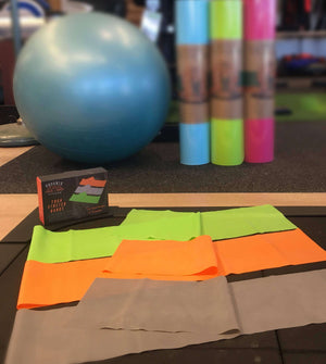 Yoga Stretch Bands Phoenix Fitness
