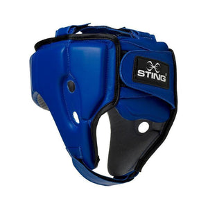 STING AMATEUR APPROVED COMPETITION HEAD GUARD