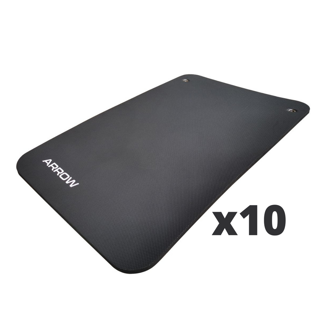 ARROW PLATINUM FITNESS MAT - 10 PACK