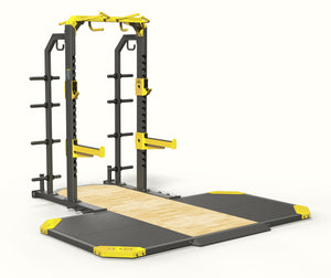 ARROW X9 COMMERCIAL HALF RACK