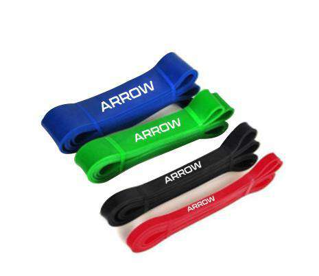ARROW RESISTANCE BAND - 10 PACKS