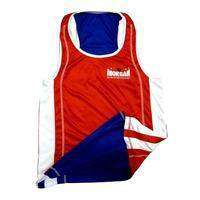 Morgan Reversible Boxing Singlet Buy Now