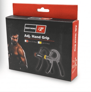 Bodyworx Adjustable Hand Grip Light and Heavy Options