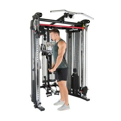Inspire FT2 Functional Trainer / Smith Machine Multi Gym